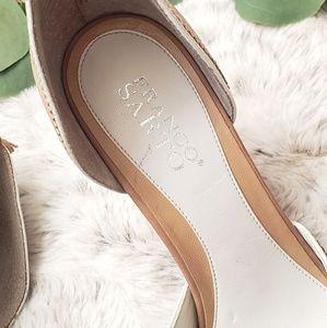 Franco Sarto Shoes - {Franco Sarto} Vintage Heels